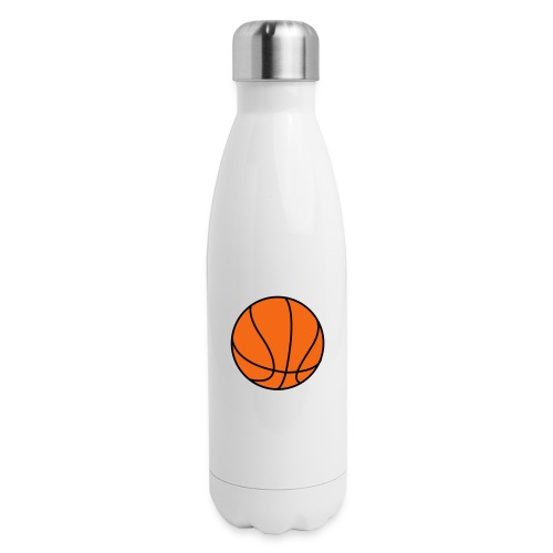 Basketball. Make your own Design - Insulated Stainless Steel Water Bottle