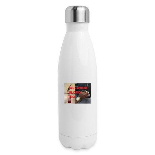 Killwood Blood 902 - Insulated Stainless Steel Water Bottle