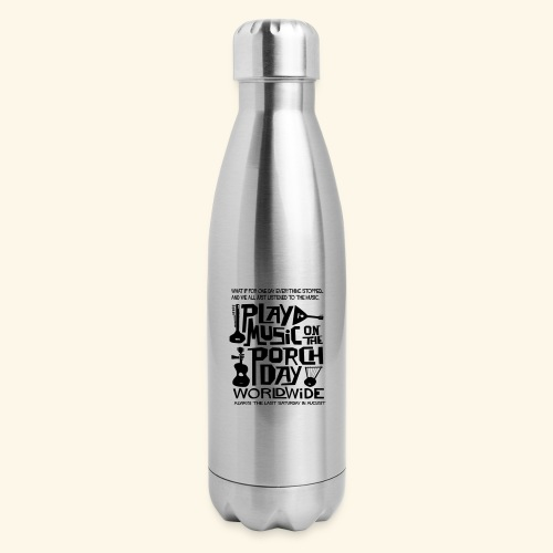 PMOTPD2021 SHIRT - Insulated Stainless Steel Water Bottle