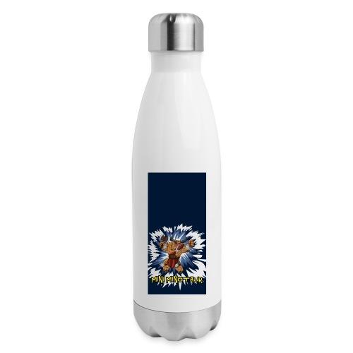 minotaur5 - Insulated Stainless Steel Water Bottle