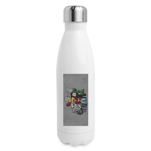 sparkleziphone5 - Insulated Stainless Steel Water Bottle