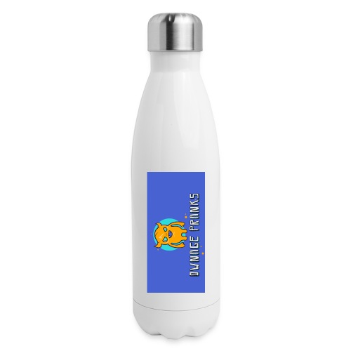 logo iphone5 - Insulated Stainless Steel Water Bottle