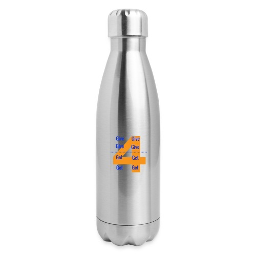 Forgive & Forget - Insulated Stainless Steel Water Bottle