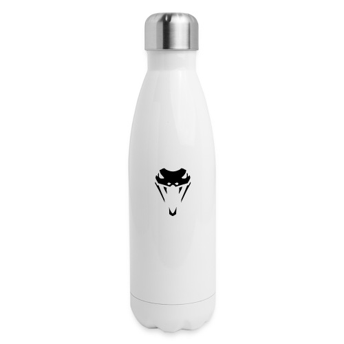 Black viper Merch - Insulated Stainless Steel Water Bottle