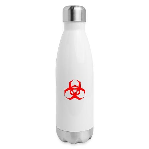 HazardMartyMerch - Insulated Stainless Steel Water Bottle