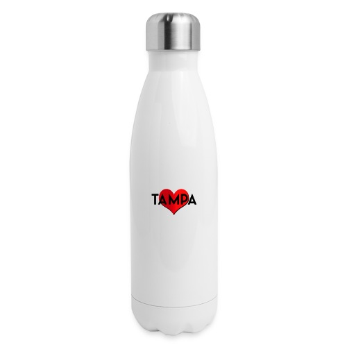 Tampa Love - Insulated Stainless Steel Water Bottle