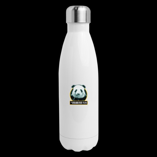 THE ENDANGERED FILES - Insulated Stainless Steel Water Bottle