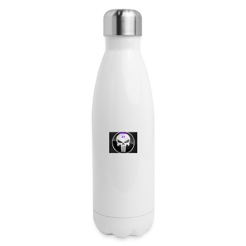 Team 21 white - Insulated Stainless Steel Water Bottle