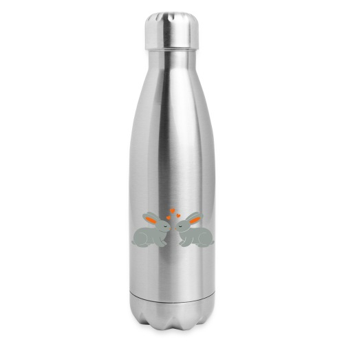 Rabbit Love - Insulated Stainless Steel Water Bottle
