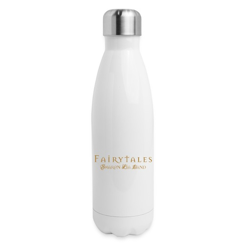 Fairy Tales Official Logo - Insulated Stainless Steel Water Bottle
