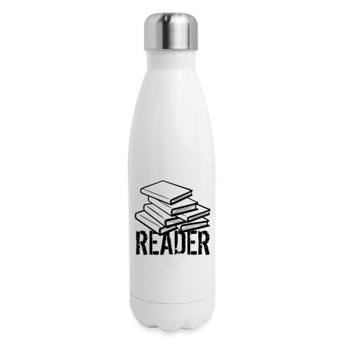 reader - Insulated Stainless Steel Water Bottle