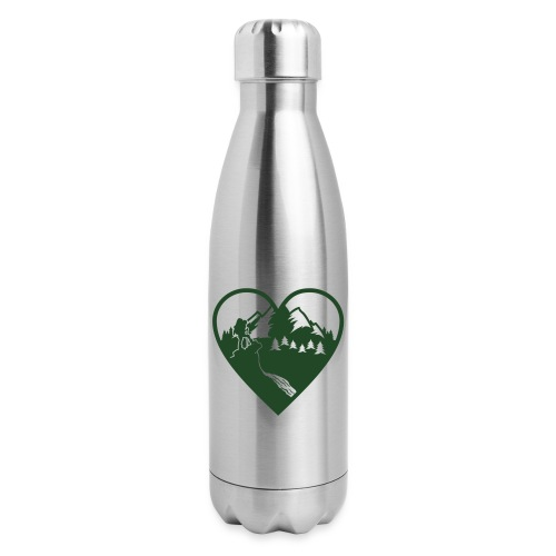 Hiking Love - Insulated Stainless Steel Water Bottle