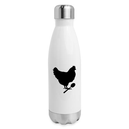 Cosmopolitan Cornbread - Insulated Stainless Steel Water Bottle