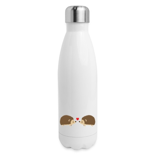 Hedgehog Lovers - Insulated Stainless Steel Water Bottle