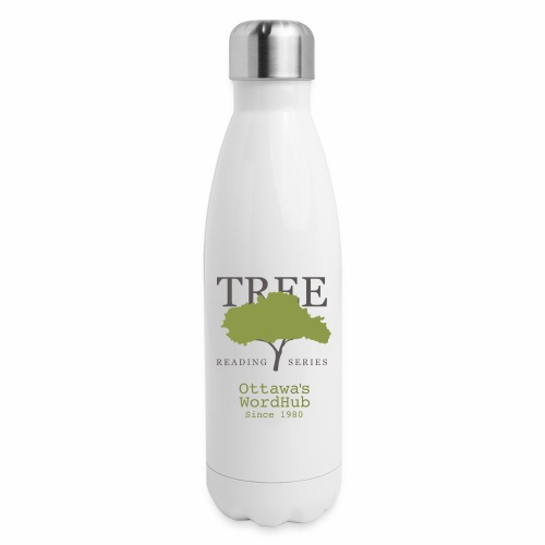 Tree Reading Swag - Insulated Stainless Steel Water Bottle