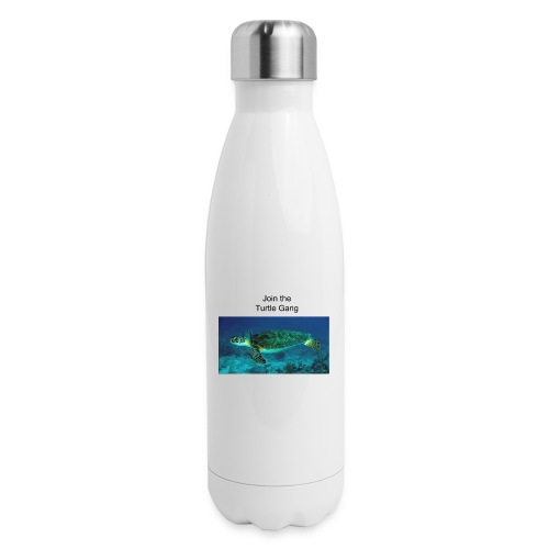Join the Gang - Insulated Stainless Steel Water Bottle