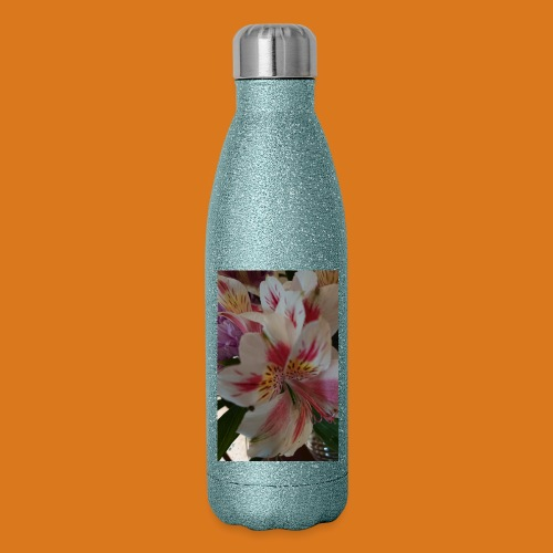 Stop and Smell - Insulated Stainless Steel Water Bottle