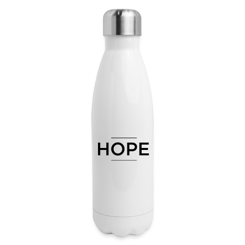Hope Mask - Insulated Stainless Steel Water Bottle