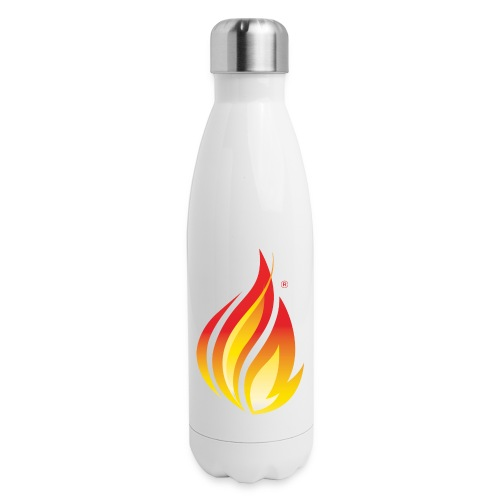 HL7 FHIR Flame Logo - Insulated Stainless Steel Water Bottle