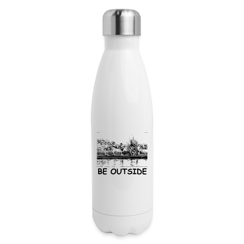 Be Outside - Insulated Stainless Steel Water Bottle