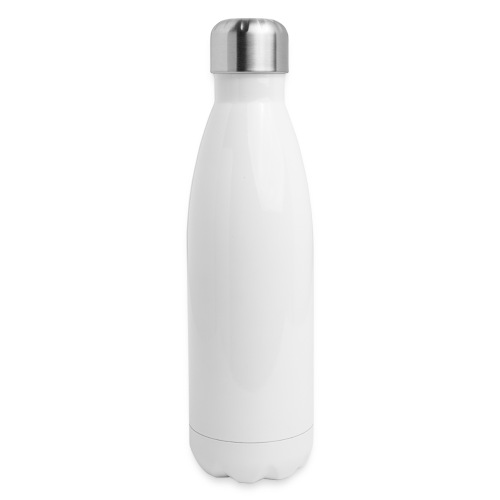 Who Is Justice Beaver - Insulated Stainless Steel Water Bottle