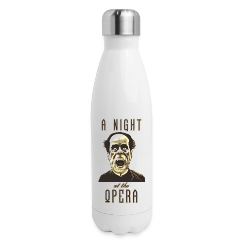 A Night at the Opera - Insulated Stainless Steel Water Bottle