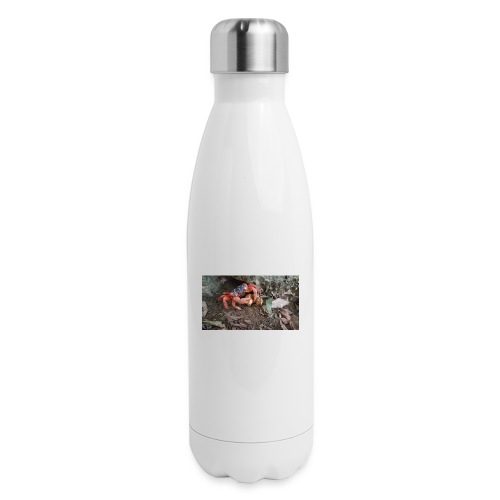 Red Crab - Insulated Stainless Steel Water Bottle