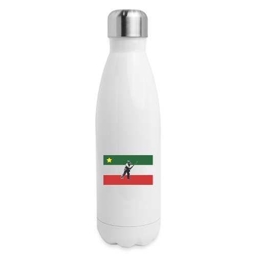 Patriote 1837 - Insulated Stainless Steel Water Bottle