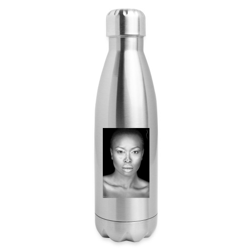 Brave : By Alüong Mangar - Insulated Stainless Steel Water Bottle