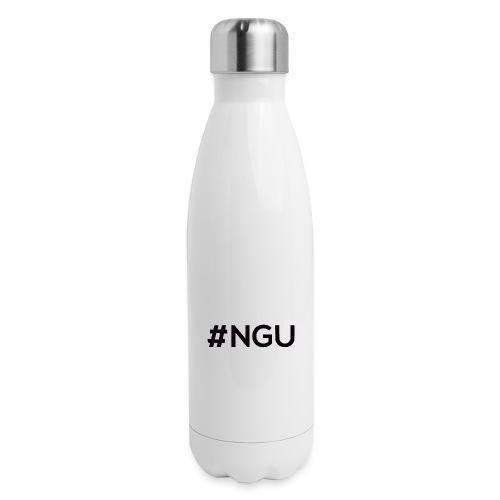 logo 11 final - Insulated Stainless Steel Water Bottle