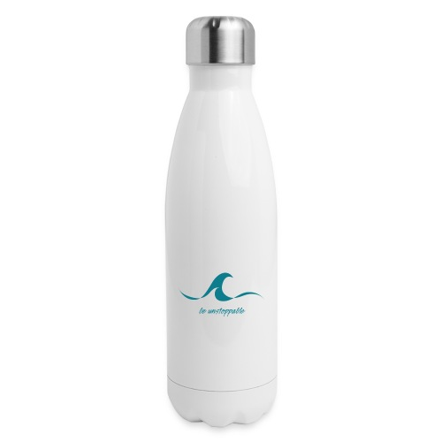 Be Unstoppable - Insulated Stainless Steel Water Bottle