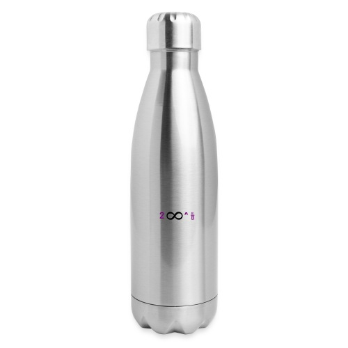To Infinity And Beyond - Insulated Stainless Steel Water Bottle