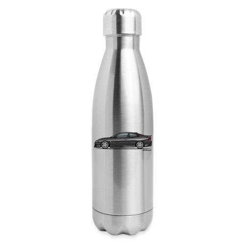 Holden Monaro HSV GTO (V2) Black - Insulated Stainless Steel Water Bottle