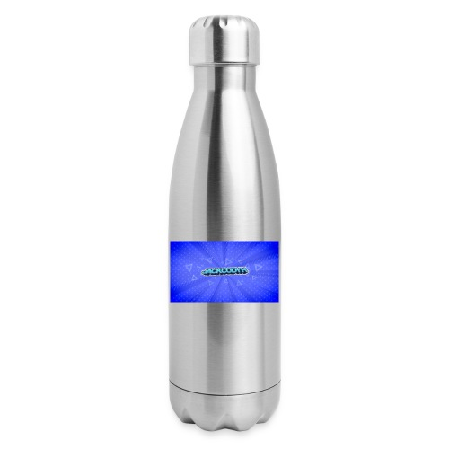 JackCodyH logo - Insulated Stainless Steel Water Bottle