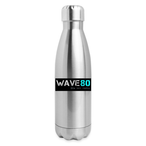 Main Logo - Insulated Stainless Steel Water Bottle
