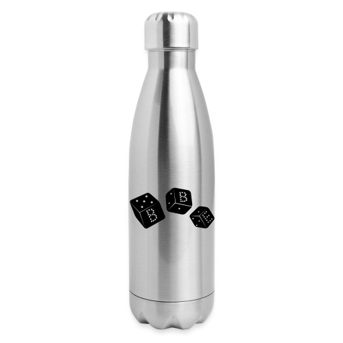black box_vector2 - Insulated Stainless Steel Water Bottle