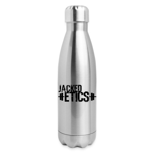 Jackedetics Grunge - Insulated Stainless Steel Water Bottle