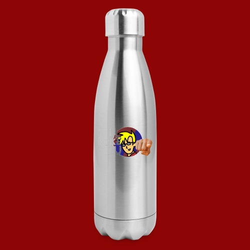 I'll Poke You - Insulated Stainless Steel Water Bottle