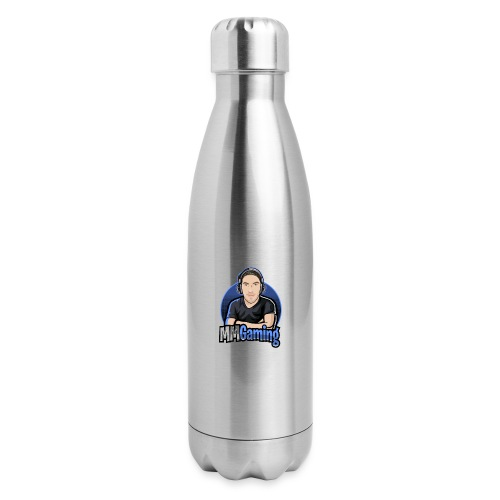 MMGaming Logo - Insulated Stainless Steel Water Bottle
