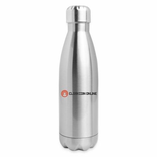 Cloakcoin online dark - Insulated Stainless Steel Water Bottle