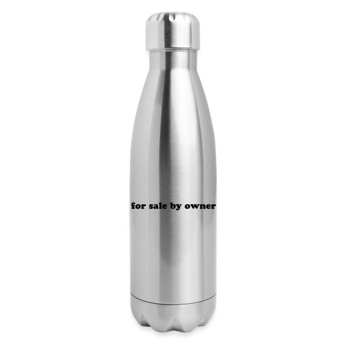 for sale by owner - Insulated Stainless Steel Water Bottle