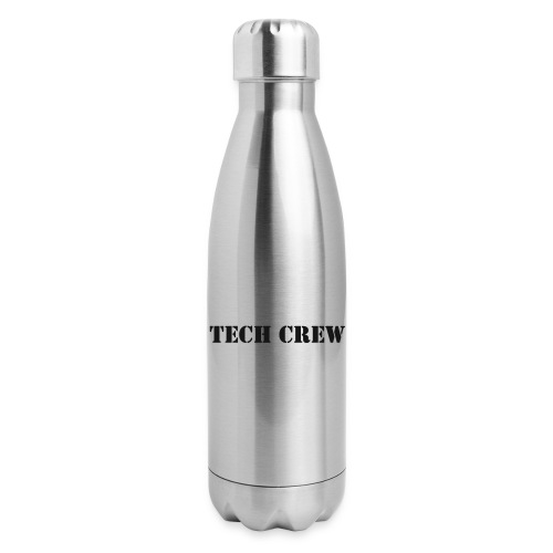 Tech Crew - Insulated Stainless Steel Water Bottle