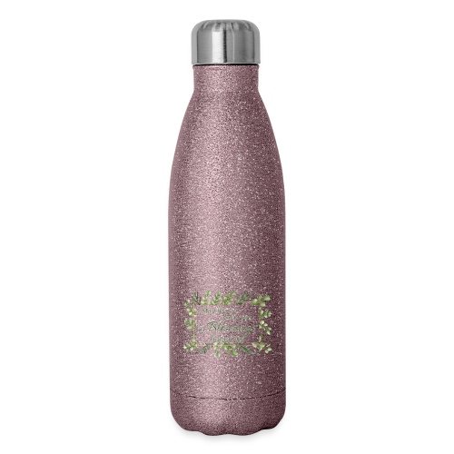 Blessings head to toe - Insulated Stainless Steel Water Bottle