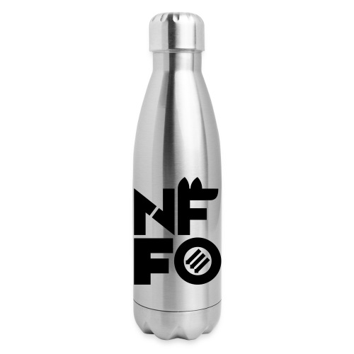 NFFO - Insulated Stainless Steel Water Bottle