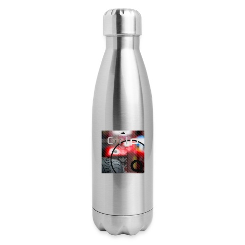 The Grip EP - Insulated Stainless Steel Water Bottle