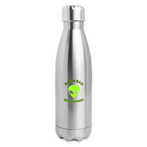 Roswell New Mexico - Insulated Stainless Steel Water Bottle