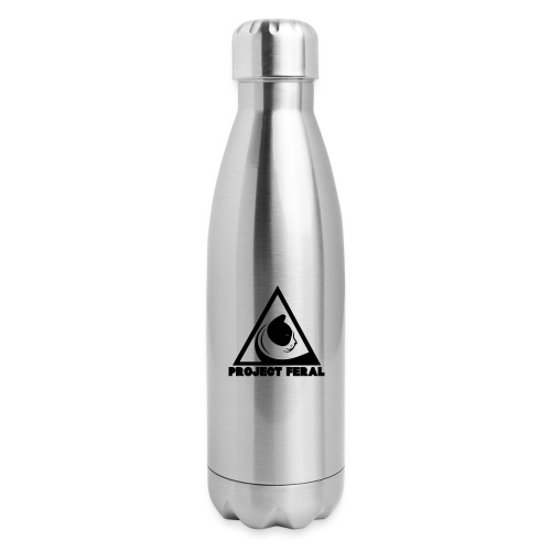 Project feral fundraiser - Insulated Stainless Steel Water Bottle