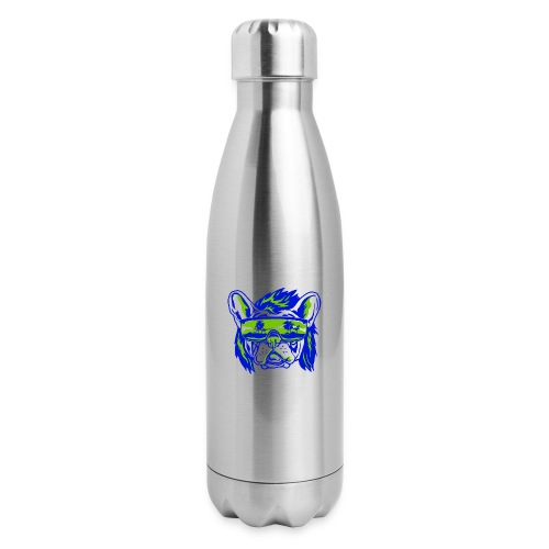 Beach Pooch - Insulated Stainless Steel Water Bottle