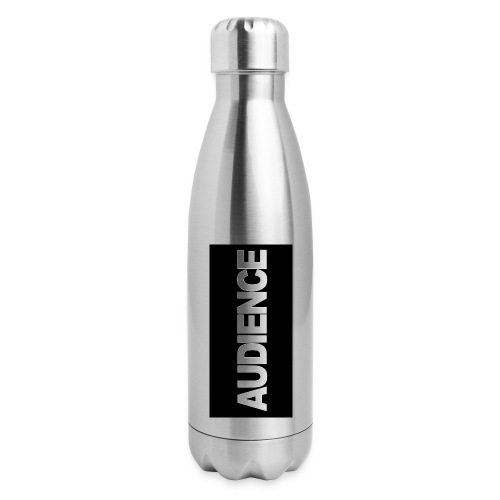 audenceblack5 - Insulated Stainless Steel Water Bottle