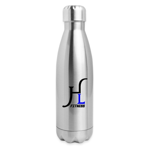 HIIT Life Fitness Blue - Insulated Stainless Steel Water Bottle